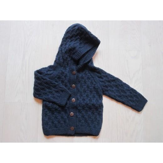 Shirley Bredal Smock hoodie navy-31