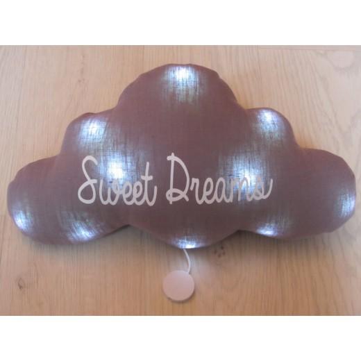 Oh La La Paris Cloud night light/mucical Sweet Dreams lavendel-33