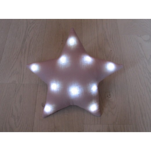 TOI-MÊME PARIS Star night light pink-33