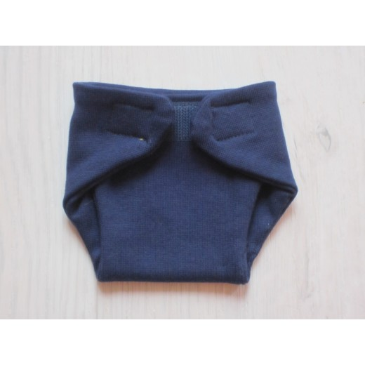 astas Doll diapers navy-31