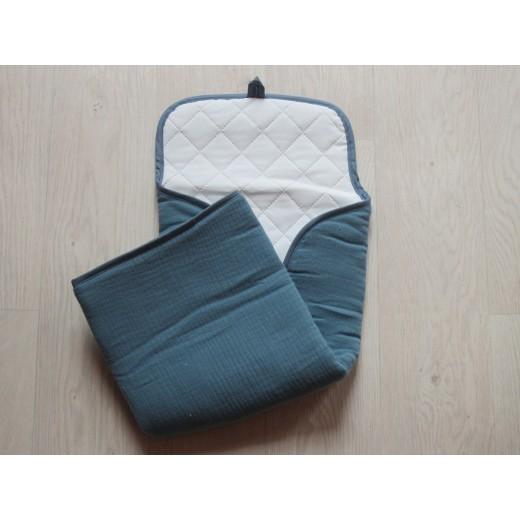 Pois.Plume Portable changing pad bleu petrol-03