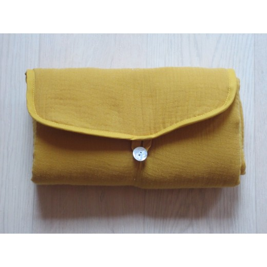 Pois.Plume Portable chaching pad mustard-35