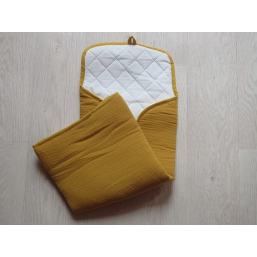 Pois.Plume Portable chaching pad mustard-05