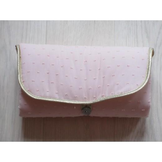 Pois.Plume Portable chaching pad plumeti rose-36