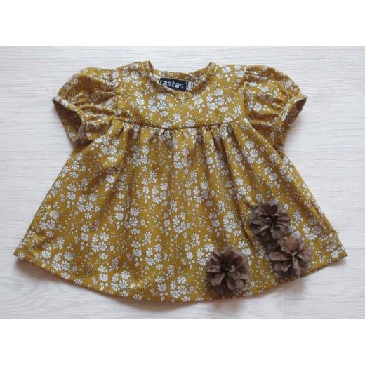 astas blouse liberty mustard-31