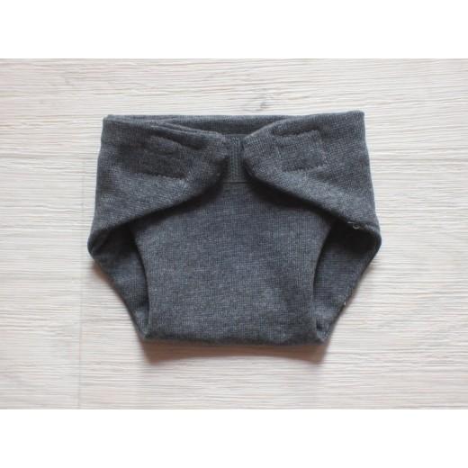 astas Doll diapers grey-32