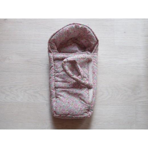 elselil dukkelift liberty flower pink/flower 45 cm-09