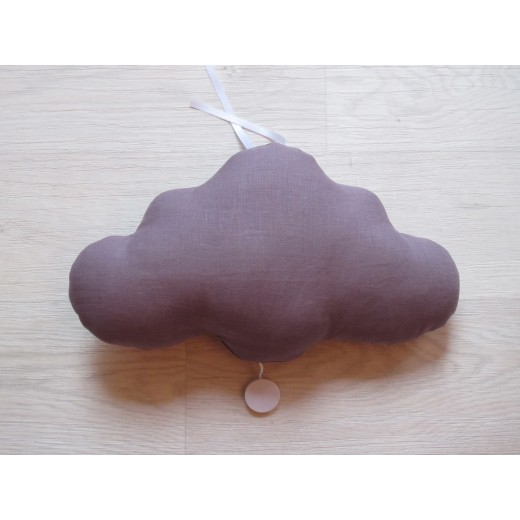 TOI-MÊME PARIS Cloud night light/mucical lavendel-05