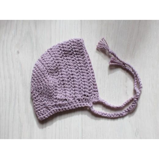 astas dukketøj Bonnet lavendel 30-35 cm-38