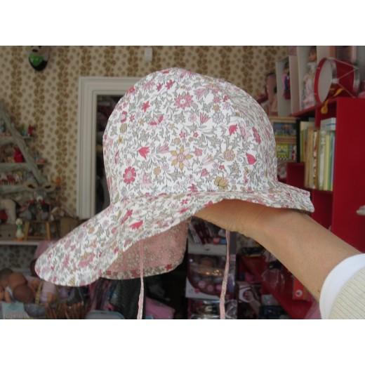 Astas Solhat dusty rose/cream/beige liberty-010