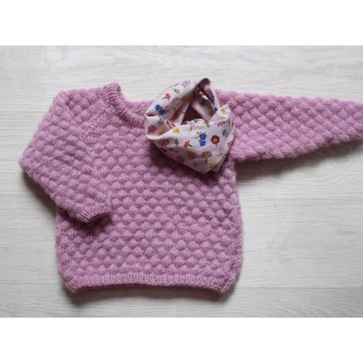 AstasSweaterFluffyPuffyBubblePink-35