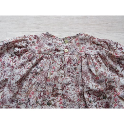 Astas Kjole Wild Flower Dress dusty rose liberty-05