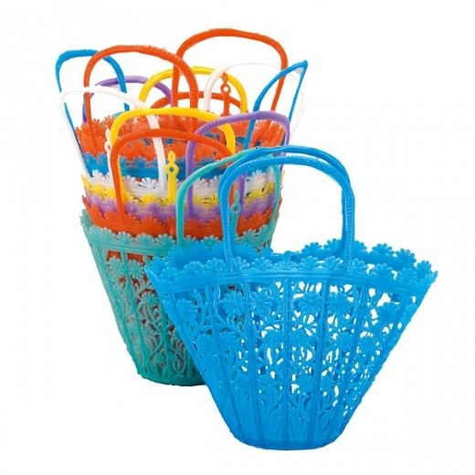 KITSCH KITCHEN BASKET FLOWER-31