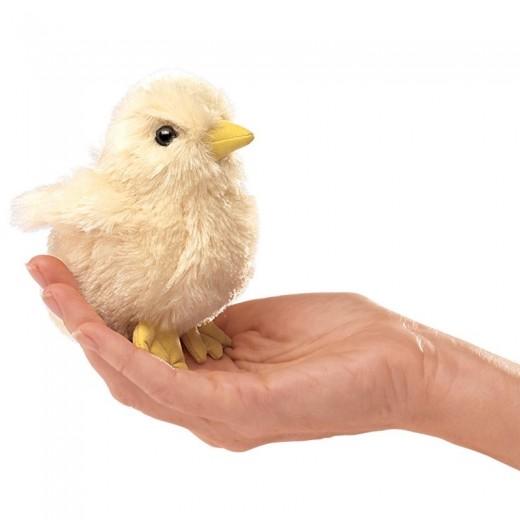 Folkmanis Mini kylling fingerdukke-32