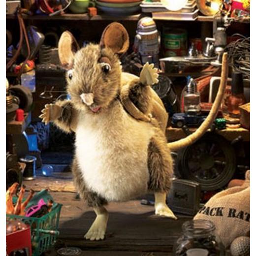 Folkmanis hånddukke Pack Rat-31