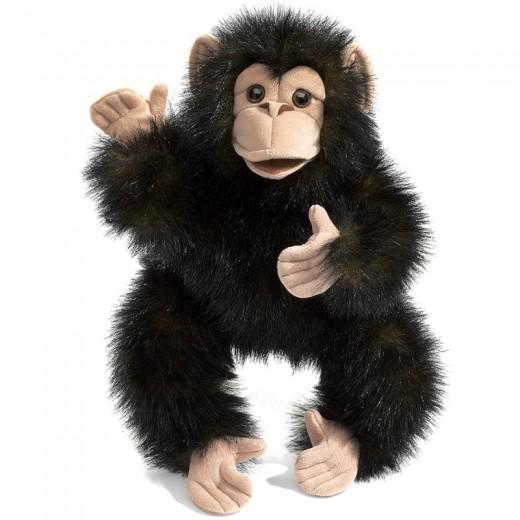 Folkmanis Chimpanseunge-03