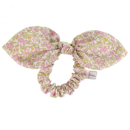Bon Dep Hårelastik Hair Bow Chamomile Pink ( Kaninører )-31
