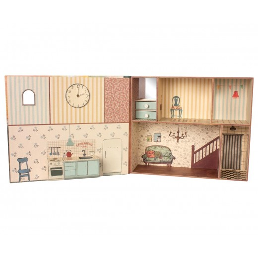 maileg Mouse Book House-02
