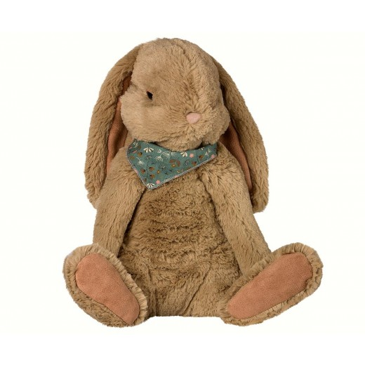 maileg Fluffy Bunny X-Large brown-33