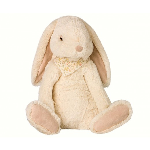 maileg Fluffy Bunny X-Large off-white-32