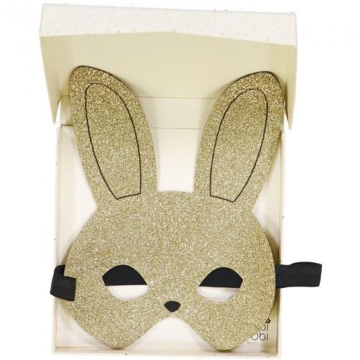 Obi Obi Maske kanin guld-32