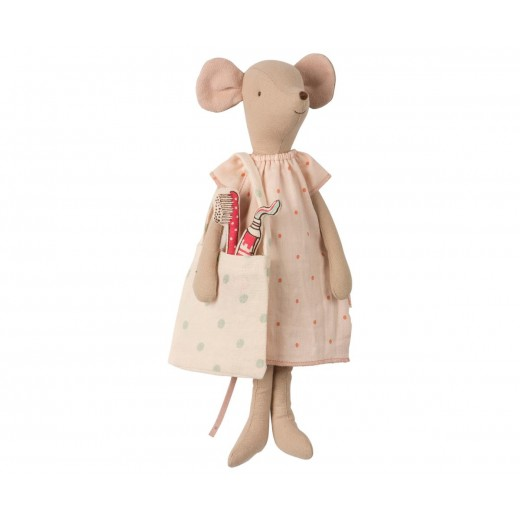 maileg Sleep-over set medium mouse girl-02