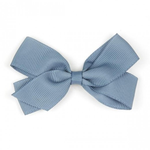 Verity Jones London French Blue hair clip medium-33
