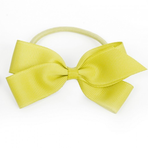 Verity Jones London Lemon hair elastic medium-01