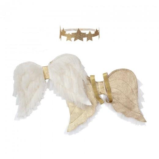 Meri Meri Vinger Tulle Angel Wings-01