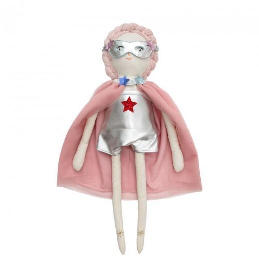 Meri Meri Dukketøj Superhelte sæt-07