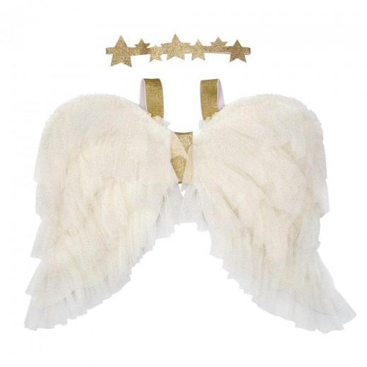 Meri Meri Vinger Tulle Angel Wings-31
