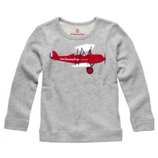 malocomotionAeroplaneSweatshirtgrey-33
