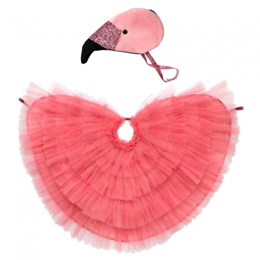 Meri Meri Udklædning Flamingo Dress Up-03