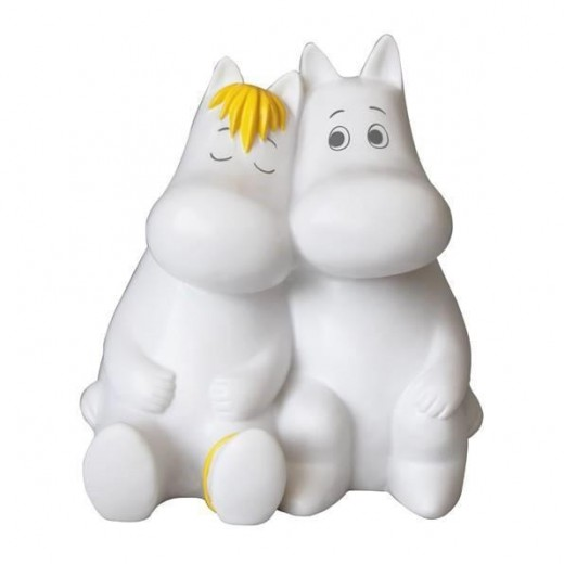 Disaster Designs Lampe Moomin and Snorkfrøkenen Forventes i 2021-018