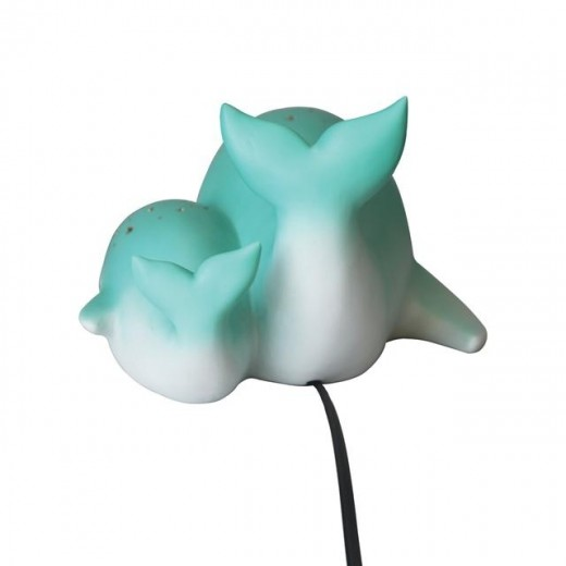 Disaster Designs Lampe Mother and Baby Whale-011