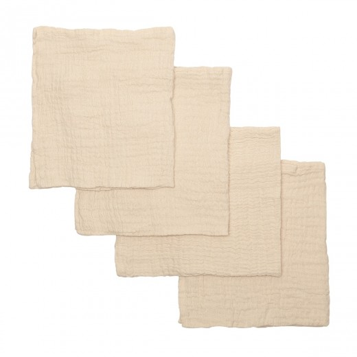 Bonét et Bonét Muslin Cloths raw 4 pack-31