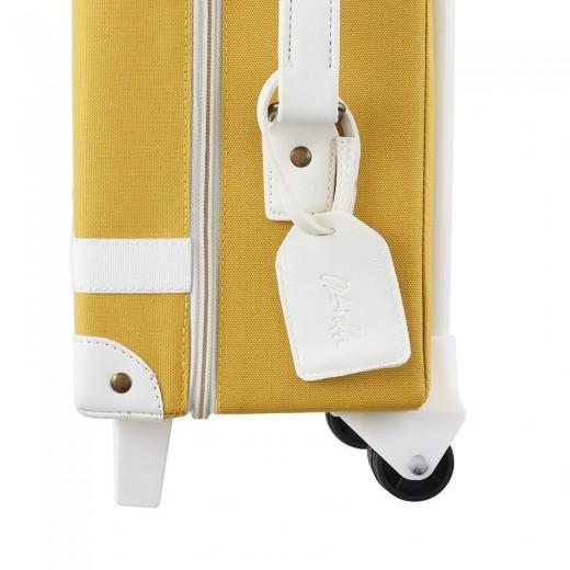Olli Ella See-ya kuffert mustard-05