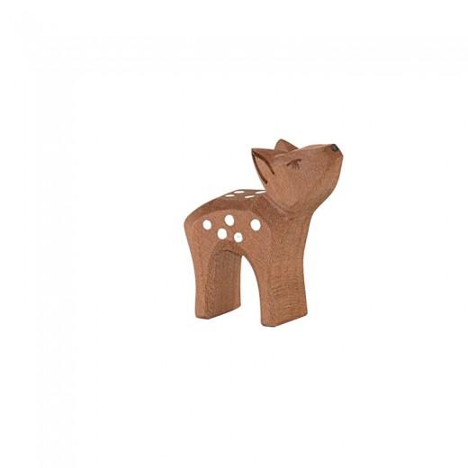 Ostheimer Hjort kid hovedet højt 4,5 cm-33