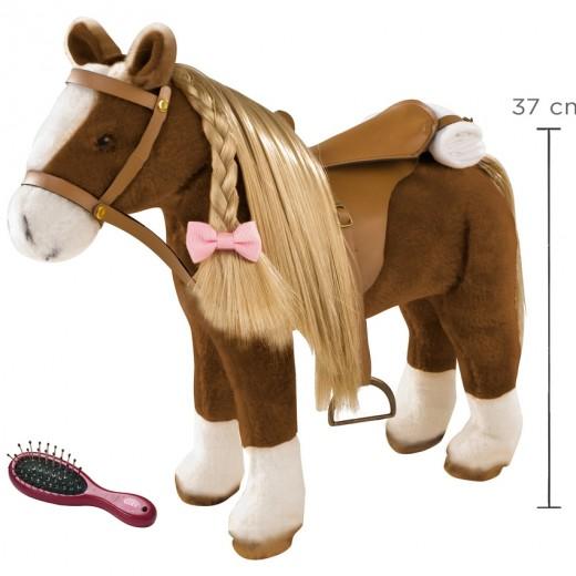 Götz Combing Horse brown 52 cm-31