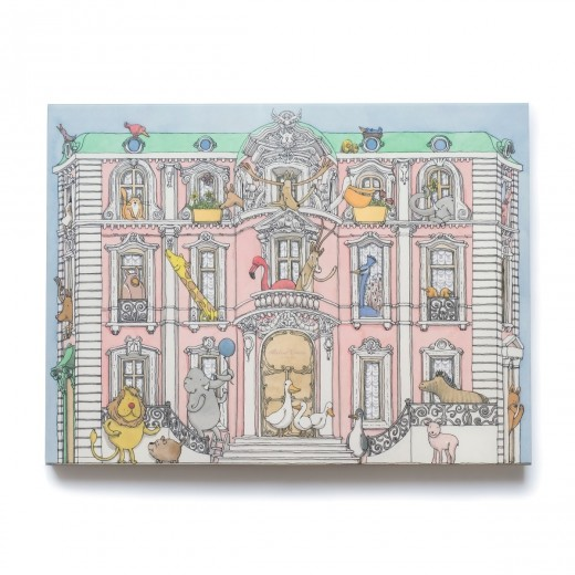 ATELIER CHOUX Wall Stickers Gift Set 20-02