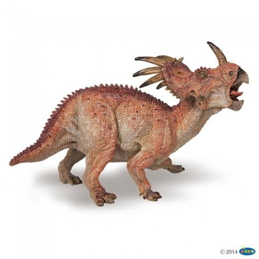 papofigurStyracosaurus-310