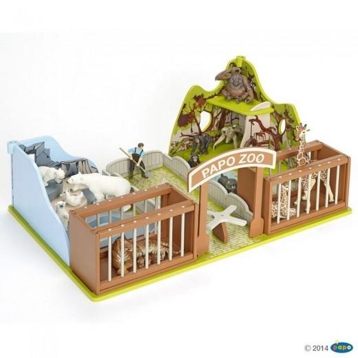 Papo The Zoo i træ Forventet levering 2021-31