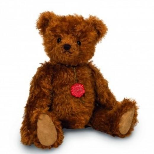 Hermann Teddy Bear Burkhardt w/growler-32