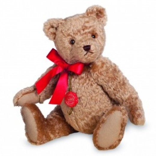 Hermann Teddy Bear Traditionel w/growler-33