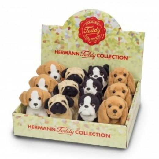 Hermann Teddy Original 4 forskellige hunde vælg imellem-32