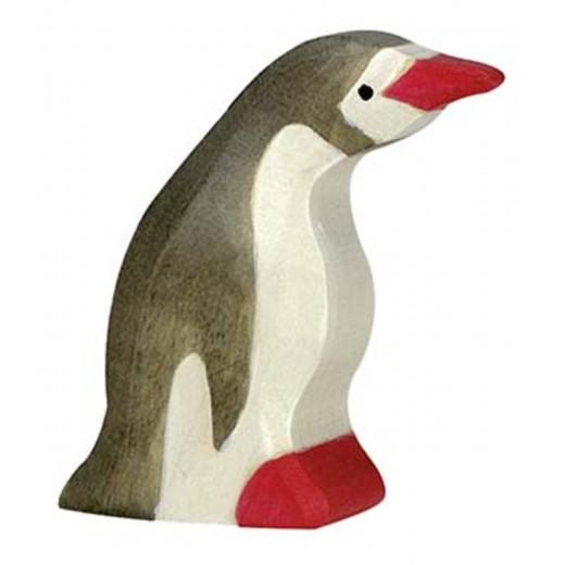 Holztiger Pingvin unge-31
