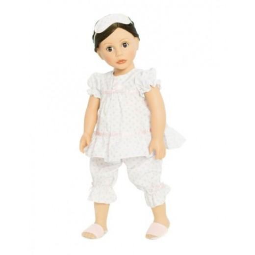 Bonnie and Pearl Dukketøj Pyjamassæt 46-50 cm-011