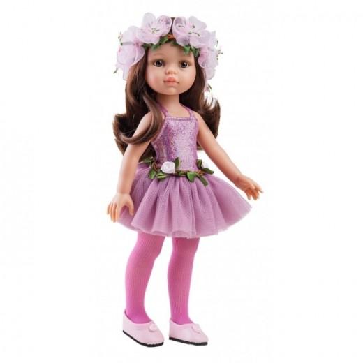 Paola Reina Dukketøj Amiga Ballerina kjole rose-39