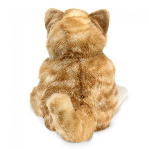 Folkmanis Orange Tabby Kitten-33
