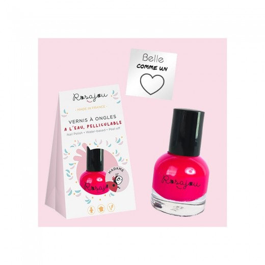 ROSAJOU Neglelak/nailpolish Madame-012